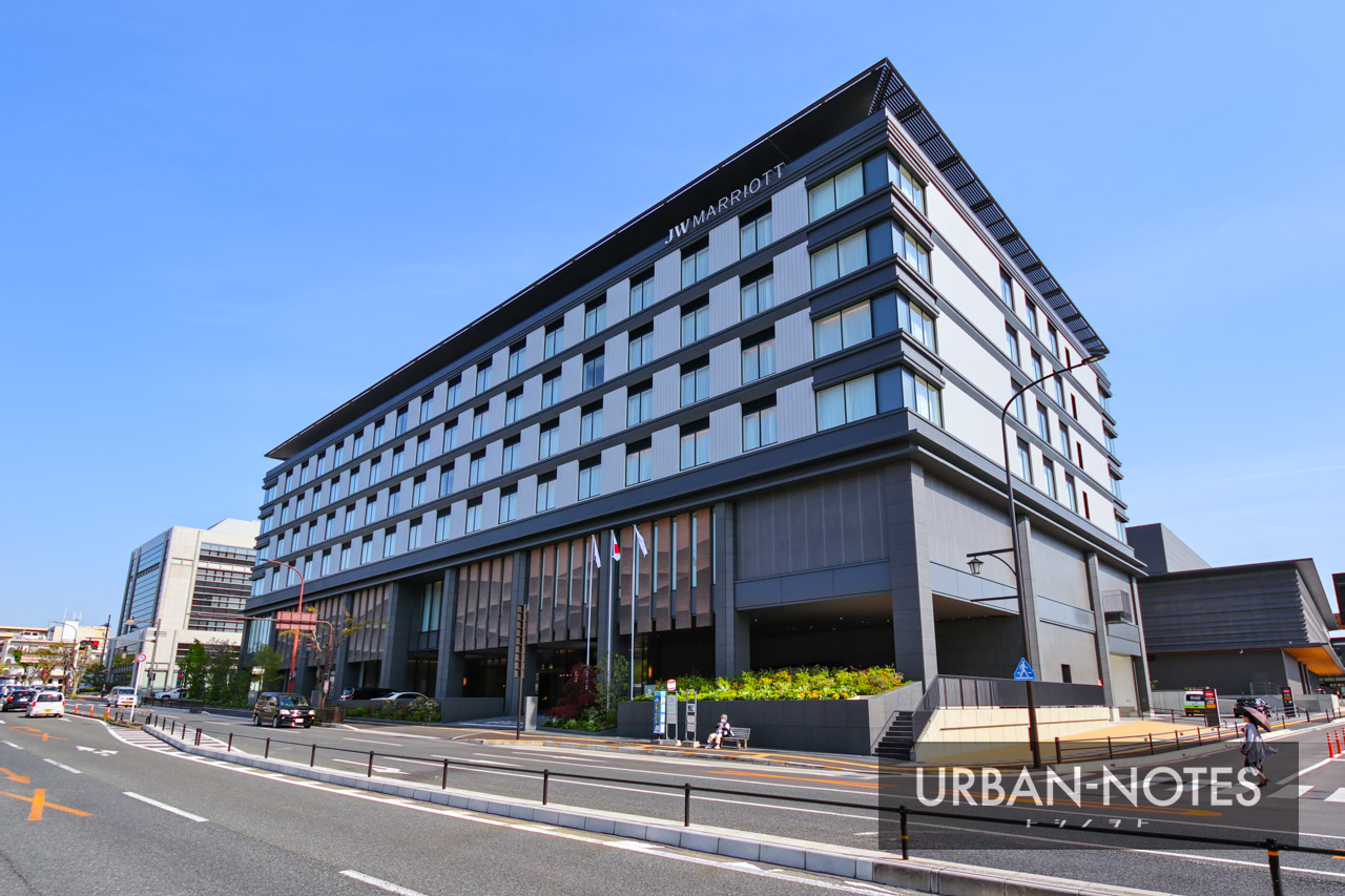 JWマリオットホテル奈良 2021年4月 01