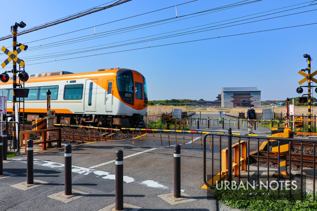 大和西大寺駅高架化・近鉄奈良線移設事業 2021年4月 02