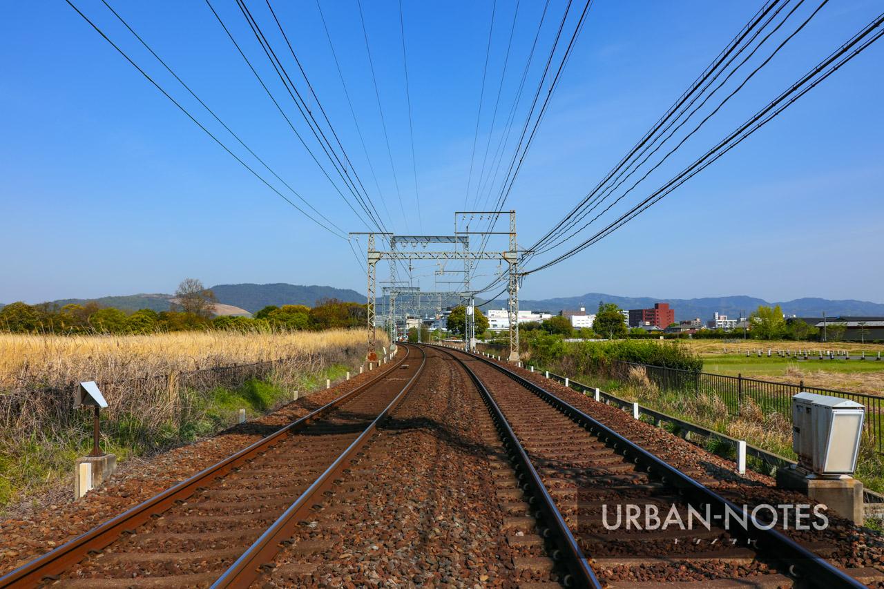 大和西大寺駅高架化・近鉄奈良線移設事業 2021年4月 04