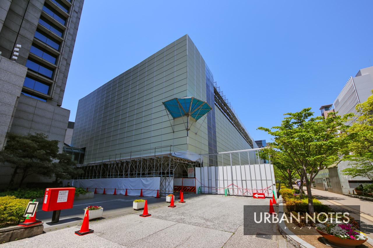 神戸市役所本庁舎2号館再整備 2021年5月 05