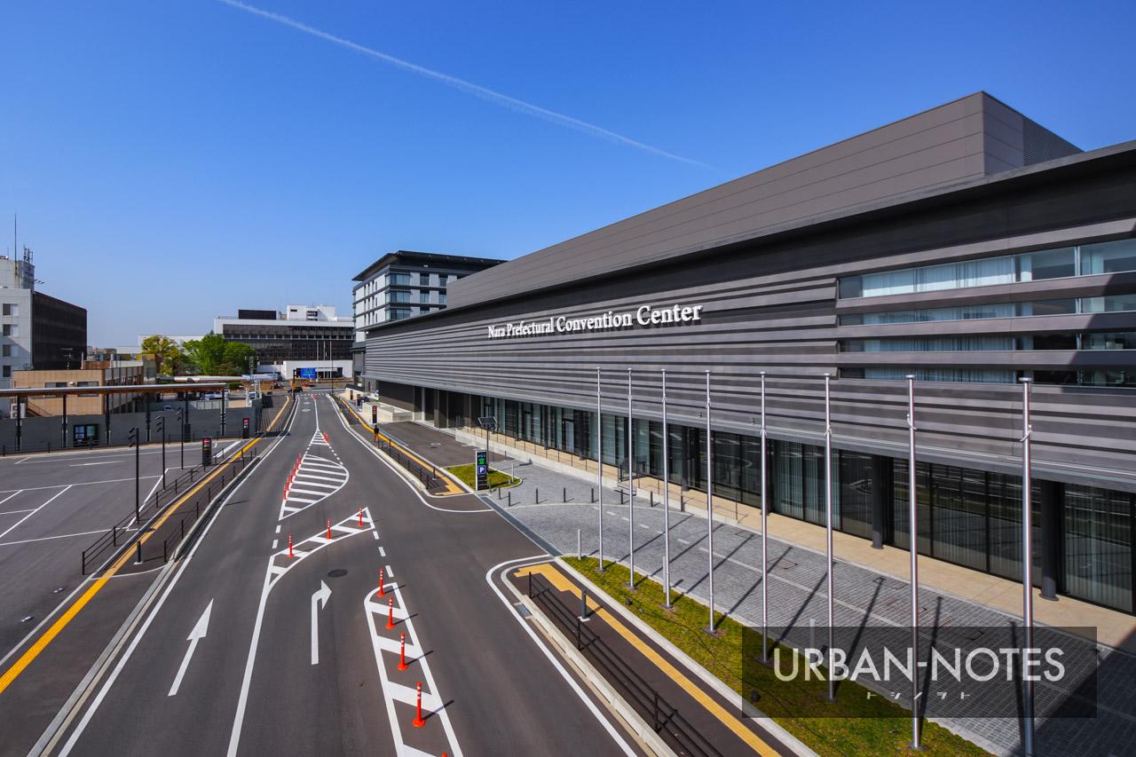 奈良県コンベンションセンター 2021年4月 04