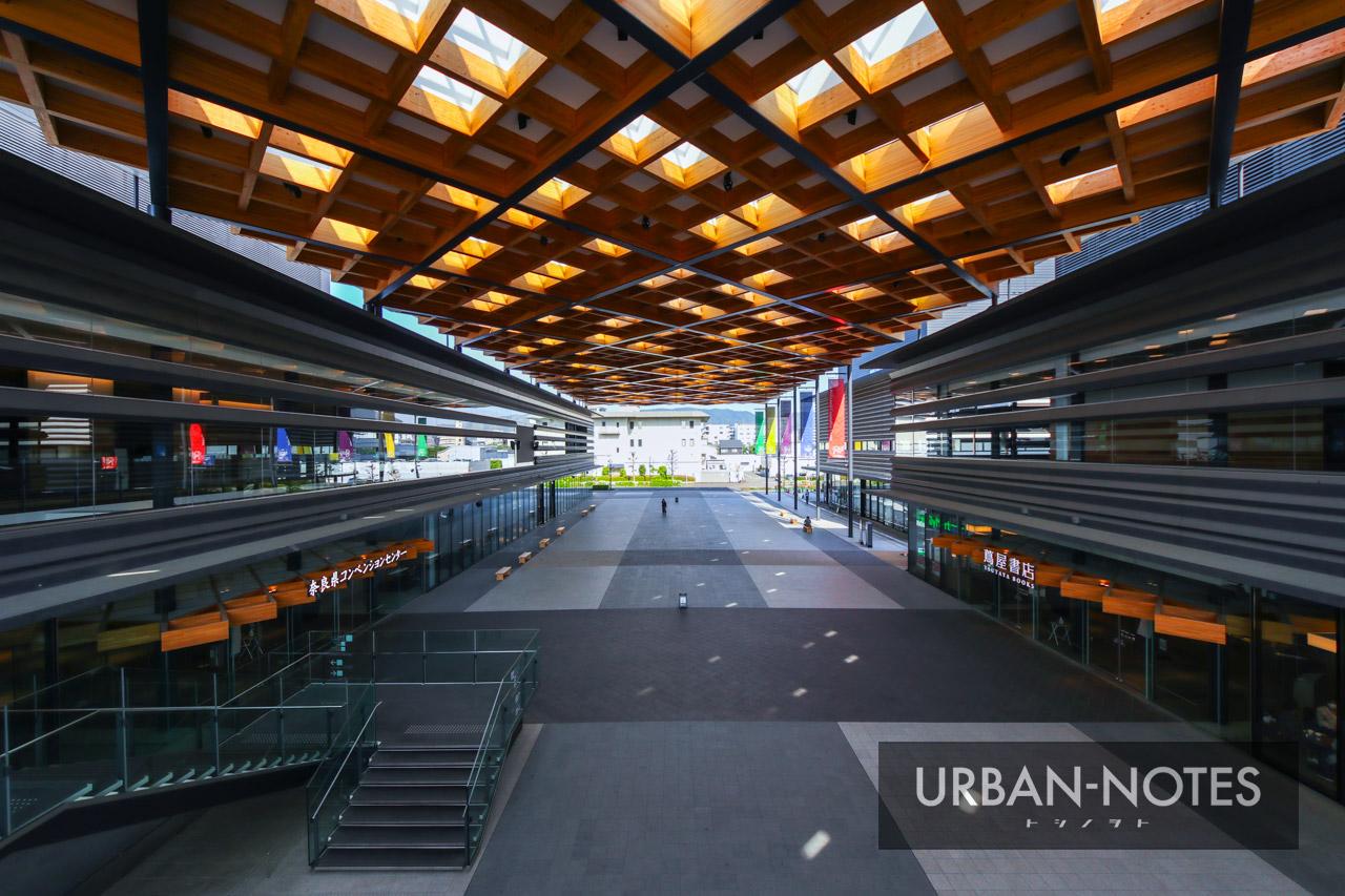 奈良県コンベンションセンター 2021年4月 05