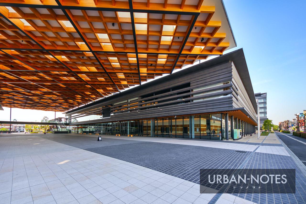 奈良県コンベンションセンター 2021年4月 08