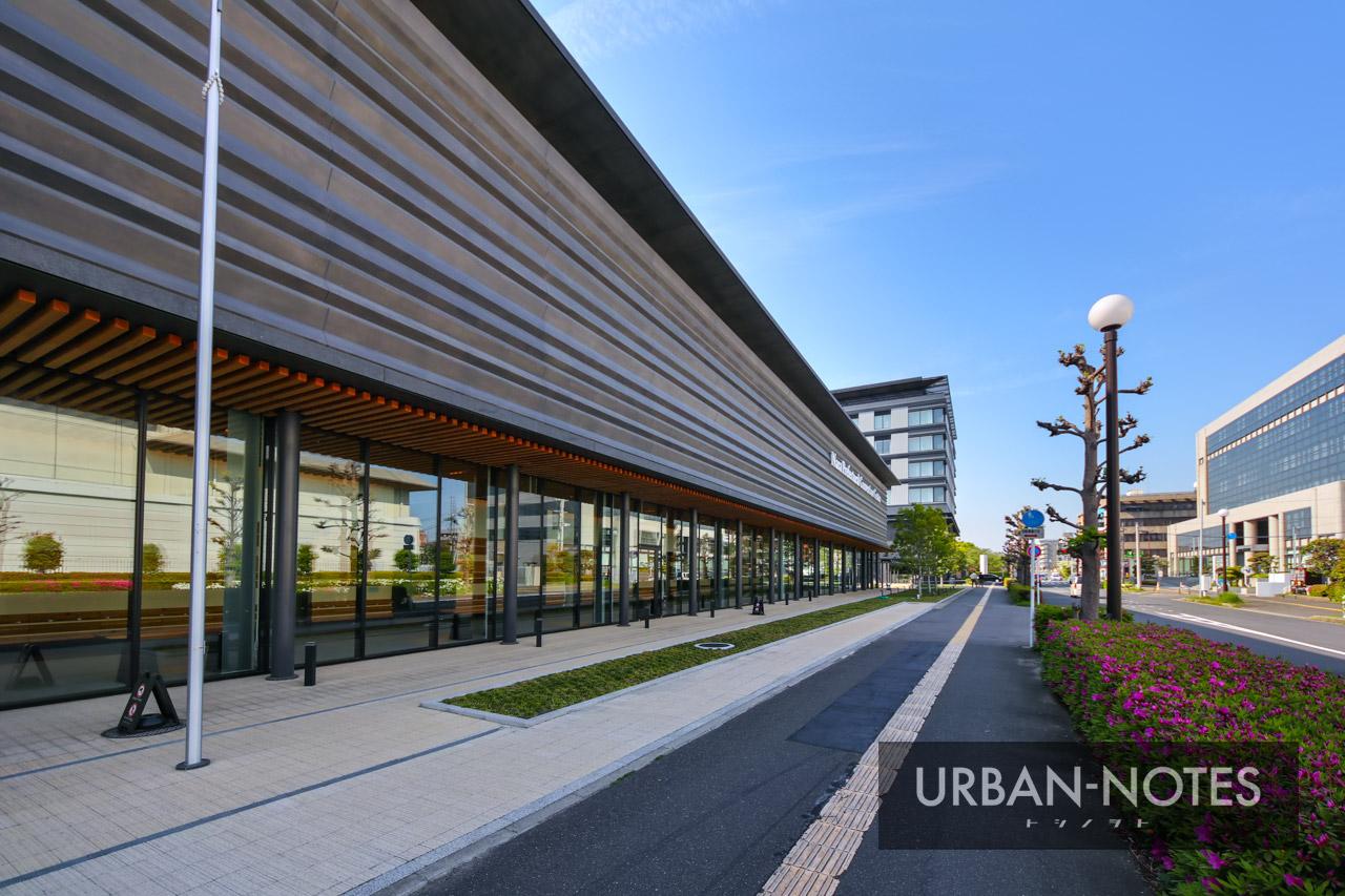奈良県コンベンションセンター 2021年4月 10