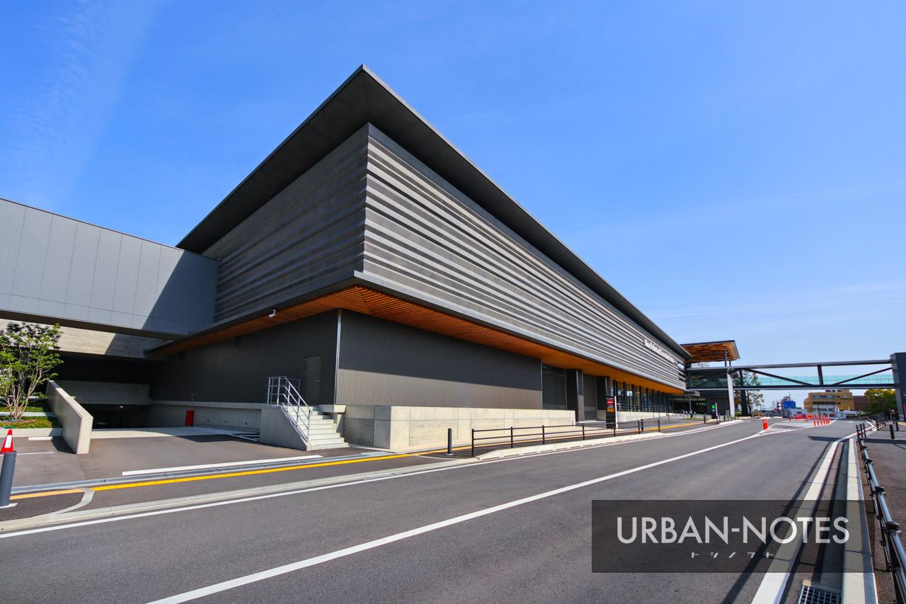 奈良県コンベンションセンター 2021年4月 12