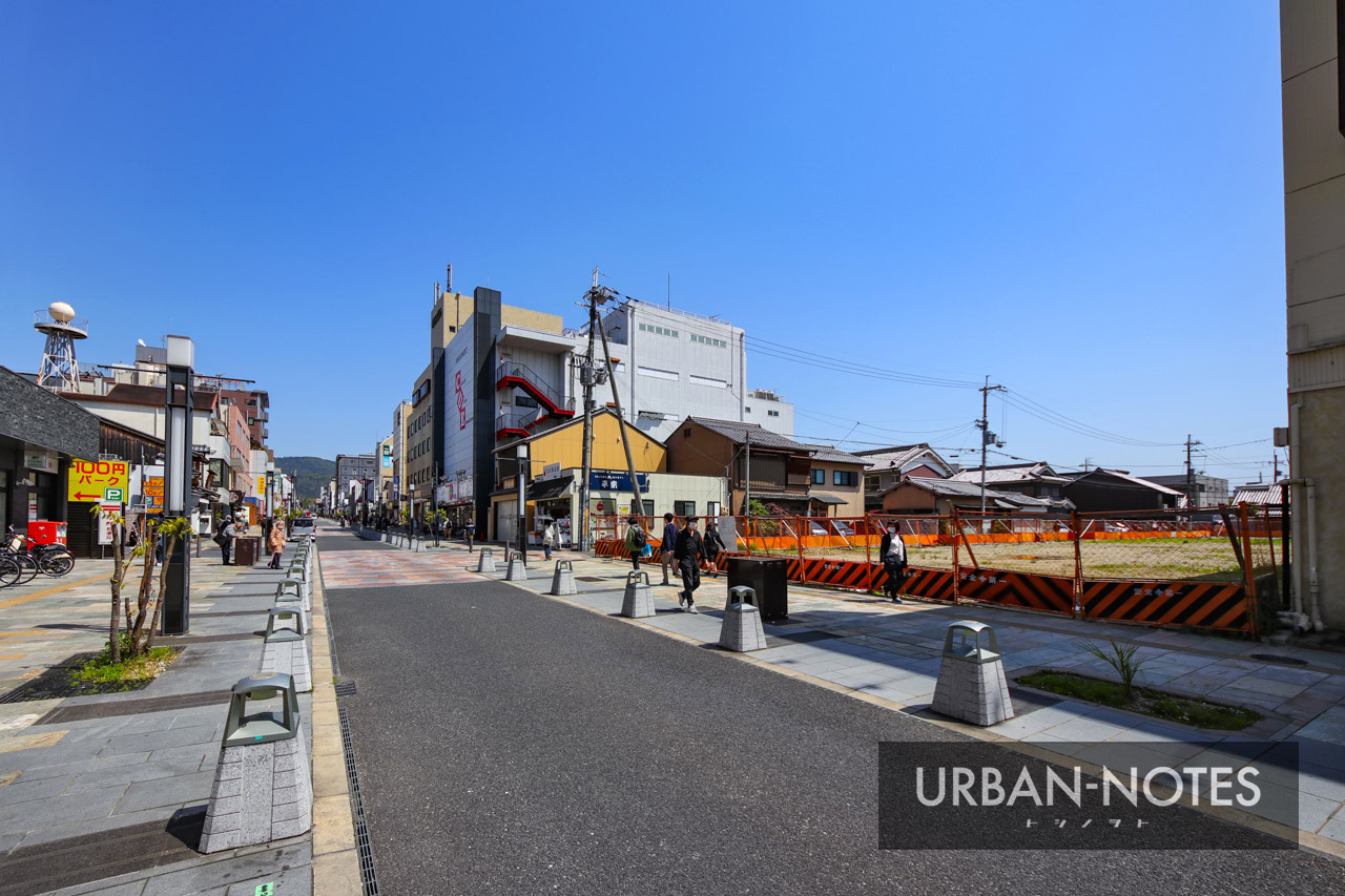 (仮称)奈良市三条町ホテル計画 2021年4月 01