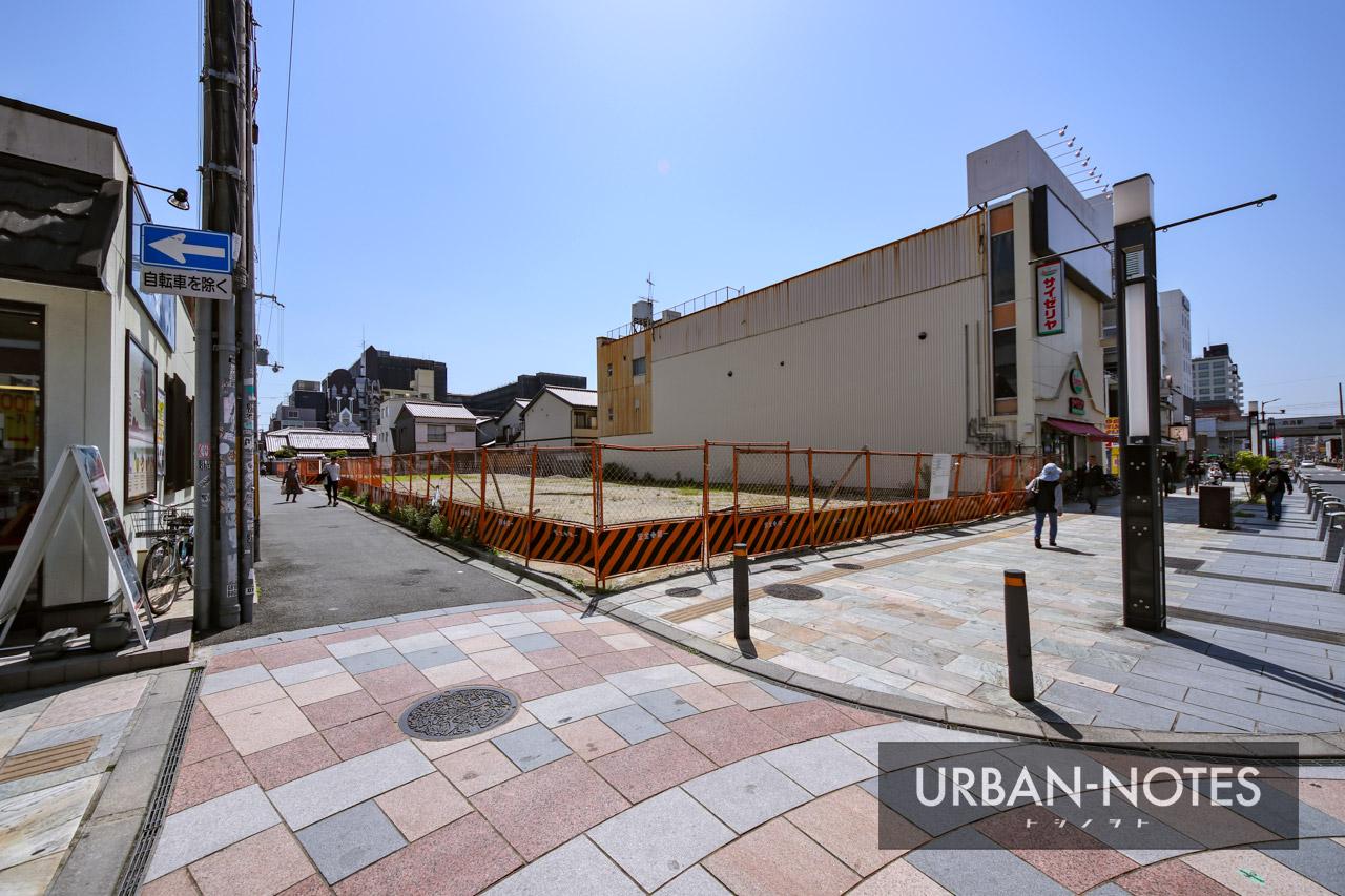 (仮称)奈良市三条町ホテル計画 2021年4月 02