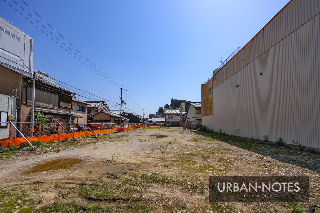 (仮称)奈良市三条町ホテル計画 2021年4月 03