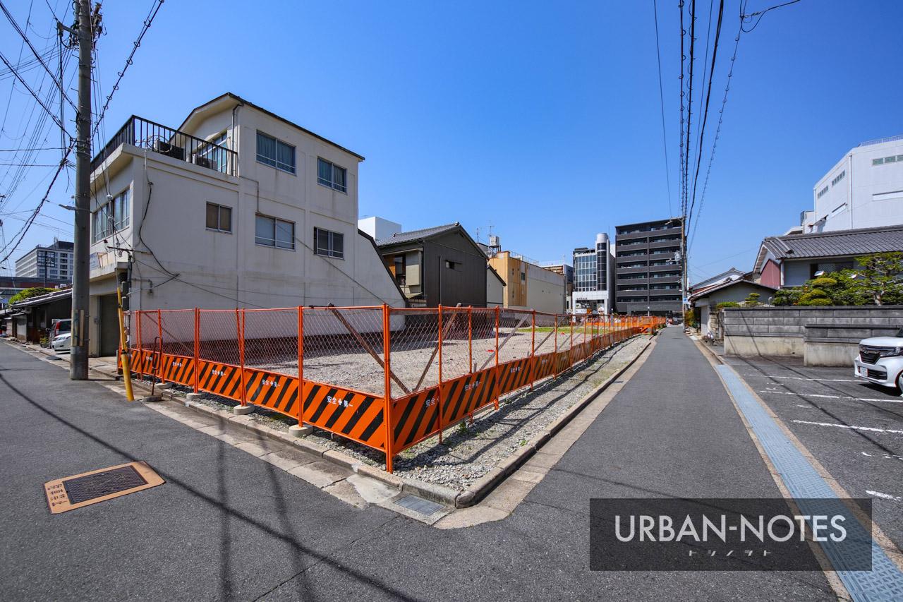 (仮称)奈良市三条町ホテル計画 2021年4月 04