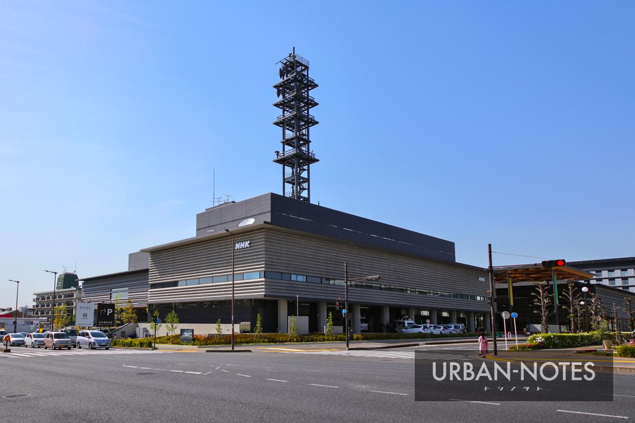 NHK奈良放送会館 2021年4月 01