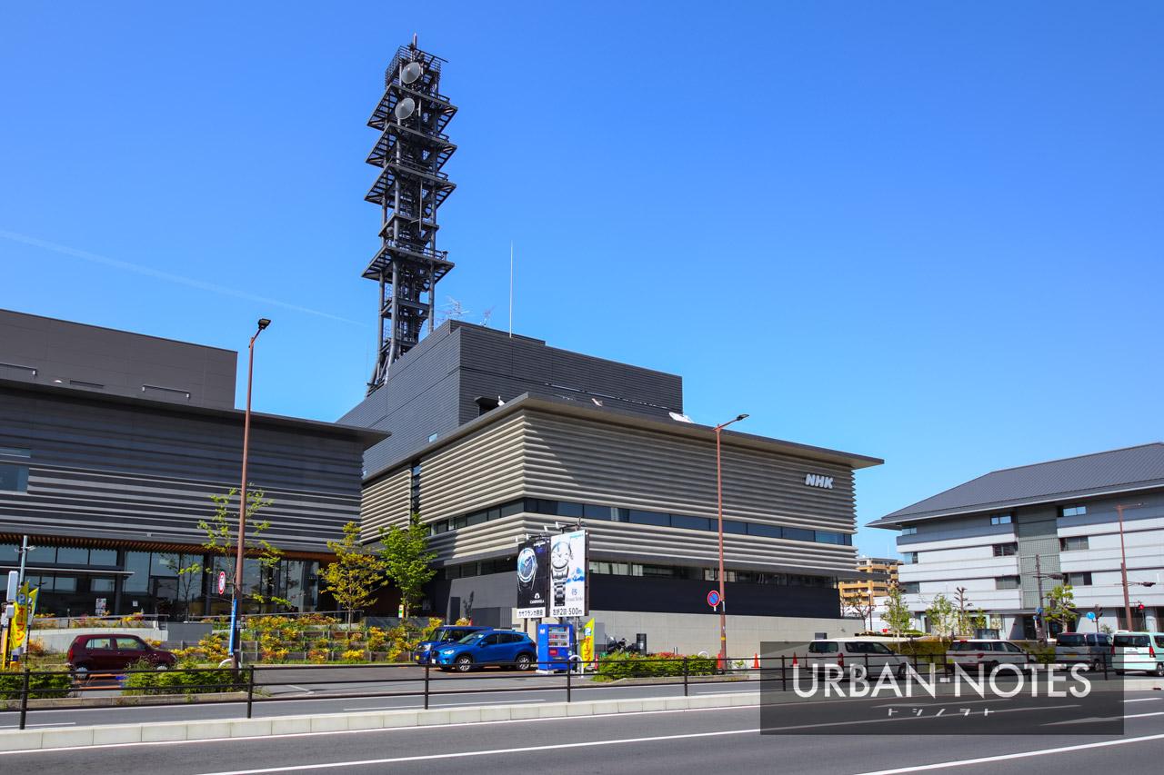 NHK奈良放送会館 2021年4月 03