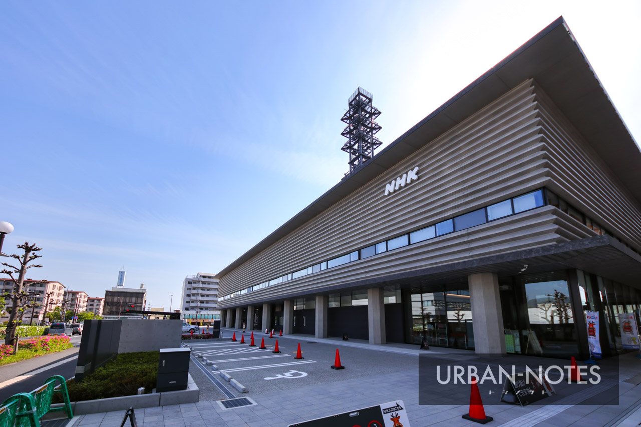 NHK奈良放送会館 2021年4月 04