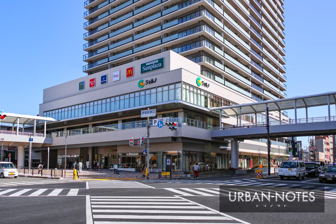 プラウドタワー堺東 (堺東駅南地区再開発) 2021年5月 02