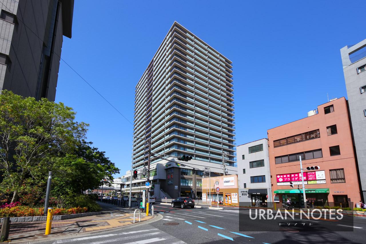 プラウドタワー堺東 (堺東駅南地区再開発) 2021年5月 03