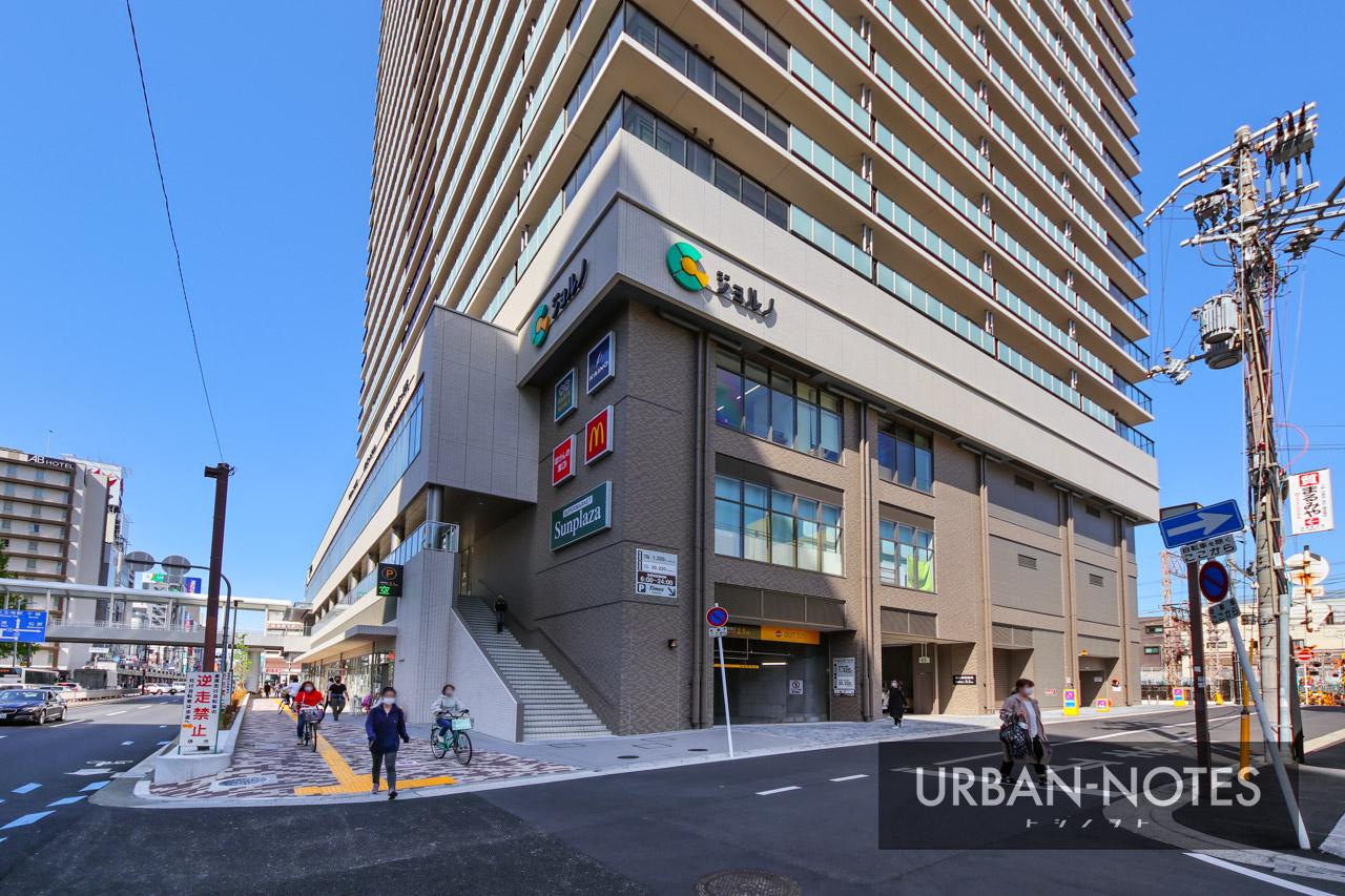 プラウドタワー堺東 (堺東駅南地区再開発) 2021年5月 04