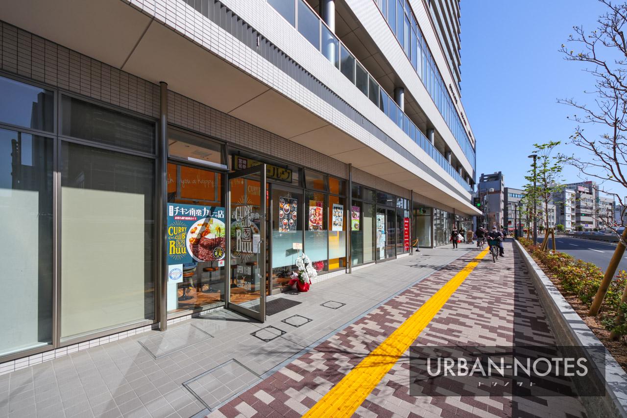 プラウドタワー堺東 (堺東駅南地区再開発) 2021年5月 05