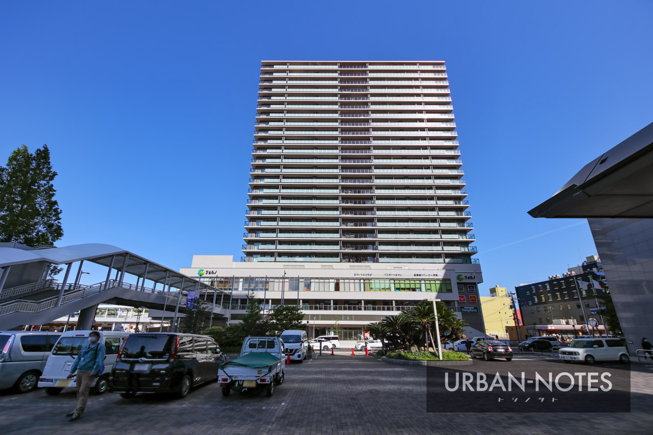 プラウドタワー堺東 (堺東駅南地区再開発) 2021年5月 06
