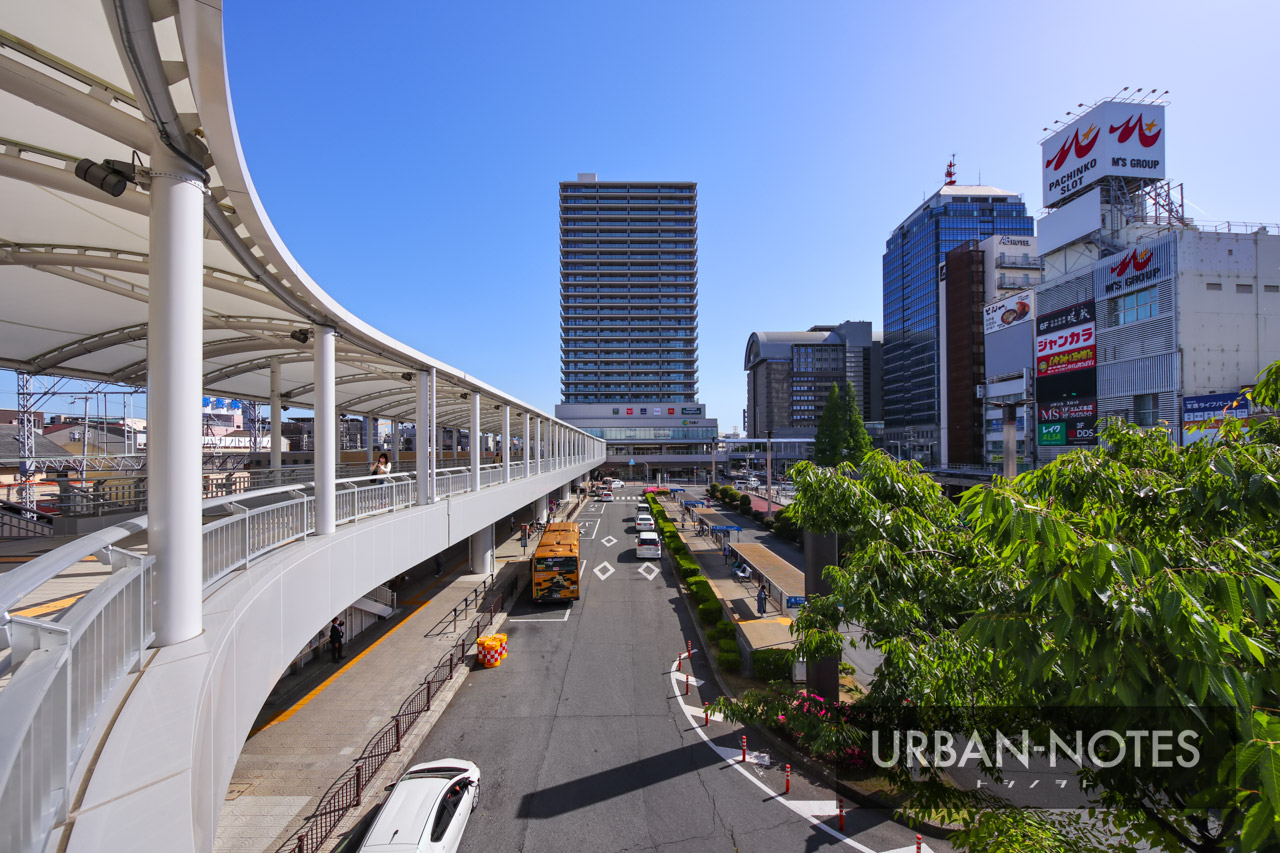 プラウドタワー堺東 (堺東駅南地区再開発) 2021年5月 07