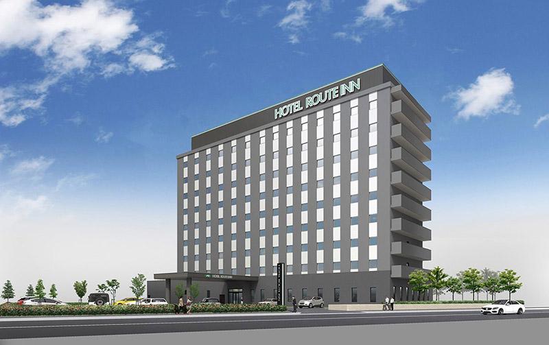 (仮称)ホテルルートイン大阪和泉第2 完成イメージ図