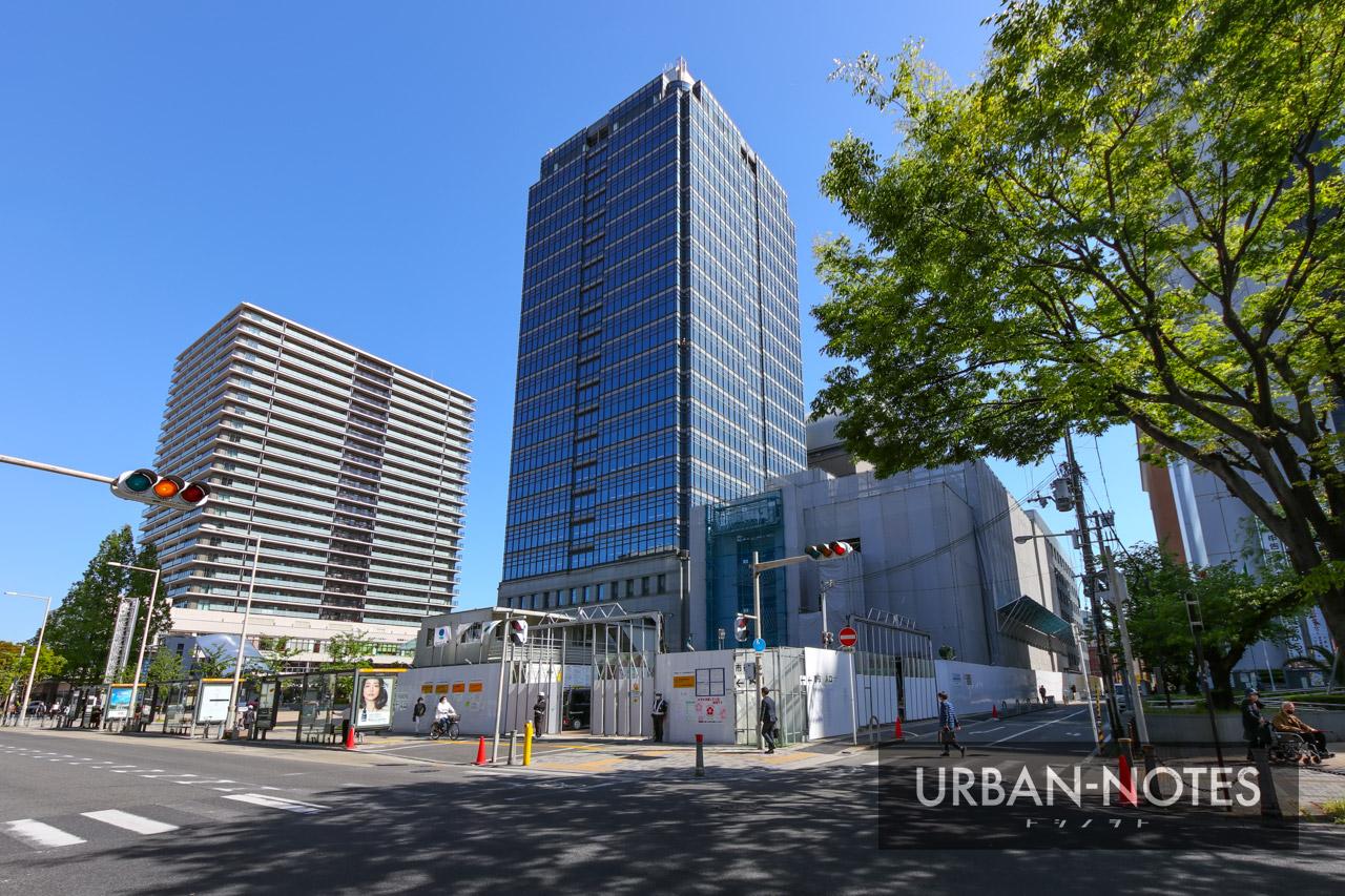 堺保健センター・市民駐車場建設外工事 2021年5月 01