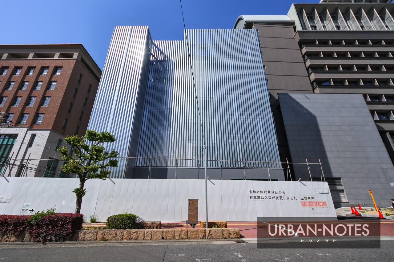 堺保健センター・市民駐車場建設外工事 2021年5月 03