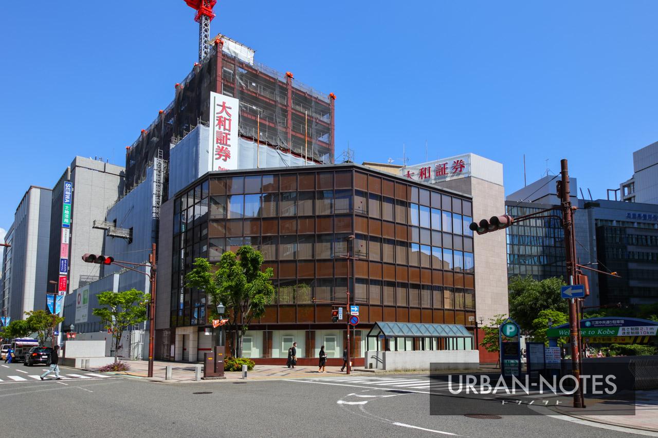大和証券神戸ビル 2021年5月 01