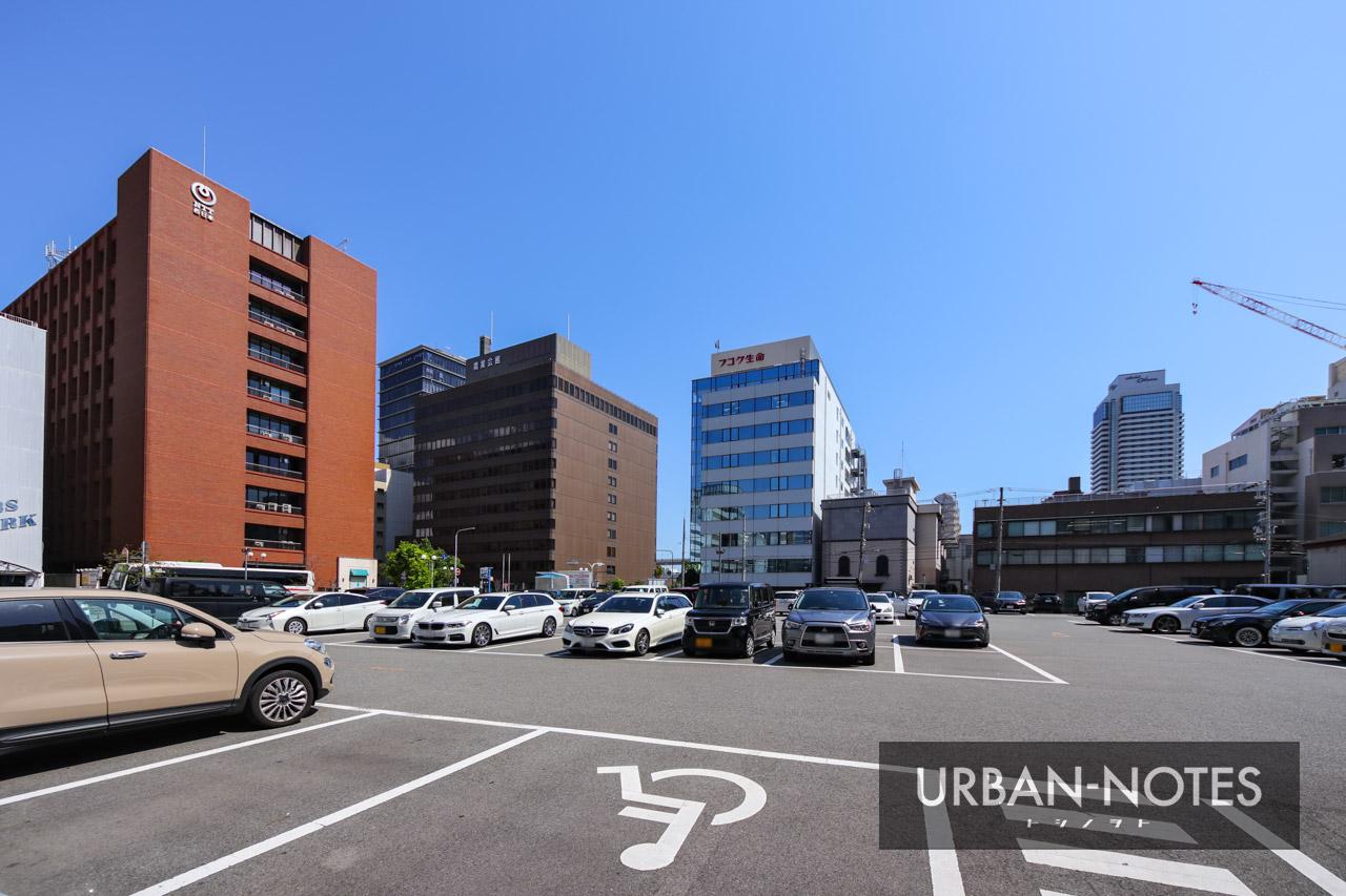 銀泉神戸ビル(旧神戸住友ビル)跡地 2021年5月 03