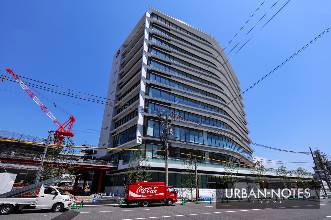 GLION Awa-s Building GLIONグループ本社ビル 2021年5月 01