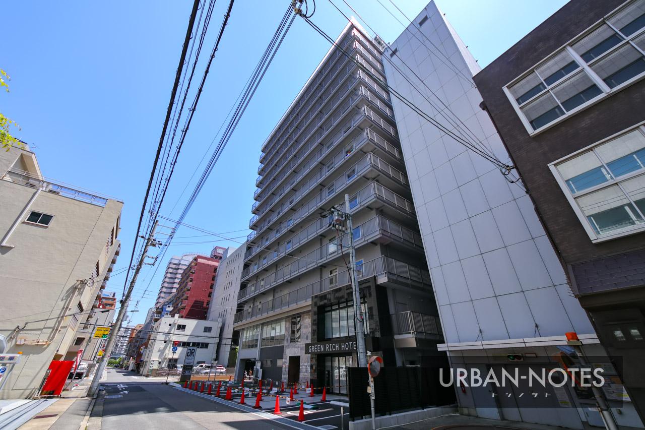 グリーンリッチホテル神戸三宮 2021年5月 01