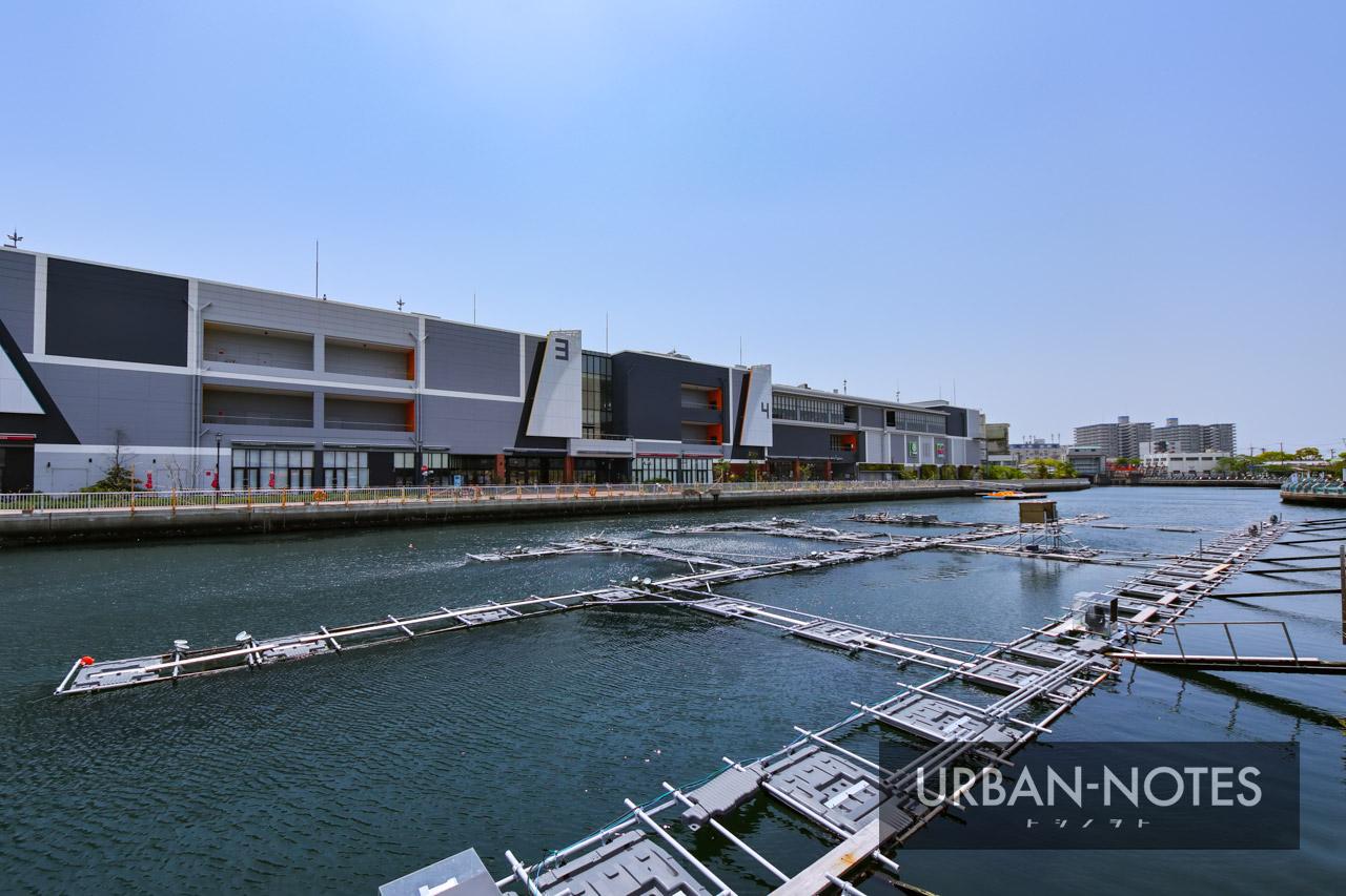 兵庫運河 2021年5月 01