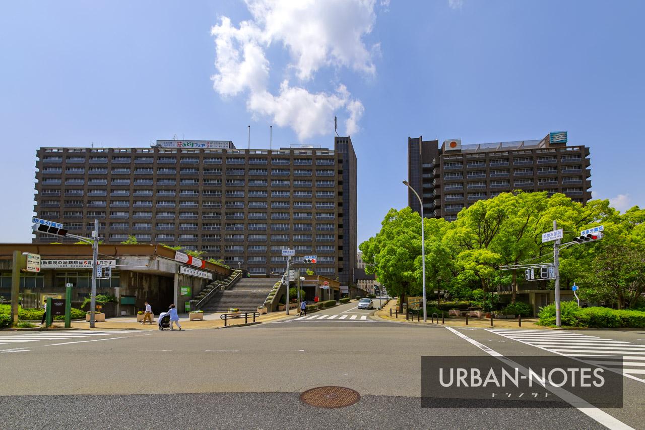 兵庫県庁舎等再整備基本計画 2021年5月 02 (第1号館&第2号館)
