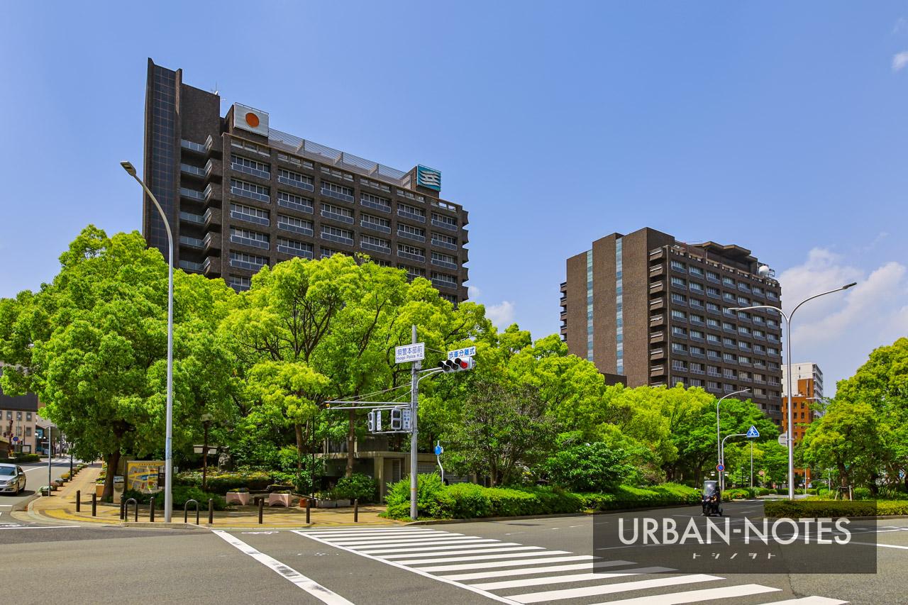 兵庫県庁舎等再整備基本計画 2021年5月 03 (第2号館&第3号館)