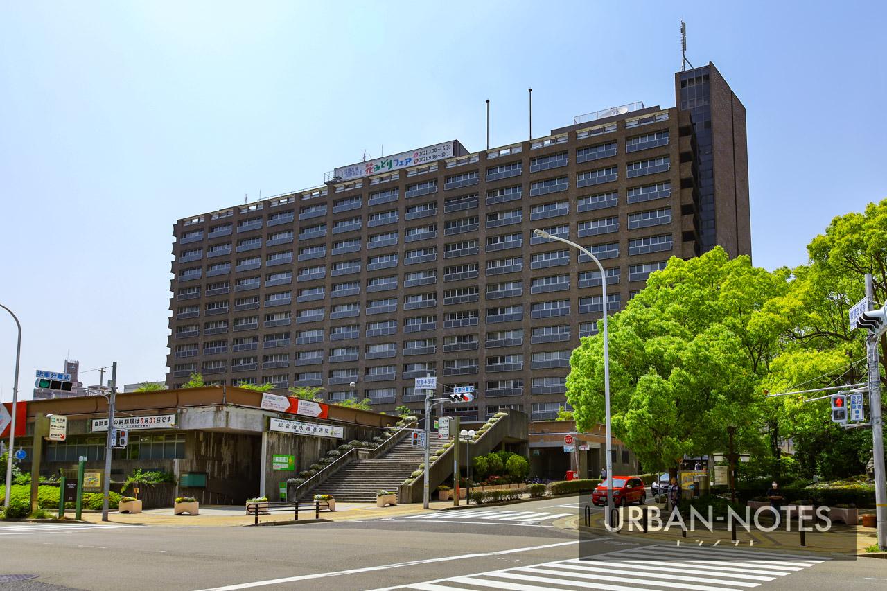 兵庫県庁舎等再整備基本計画 2021年5月 04 (第1号館)