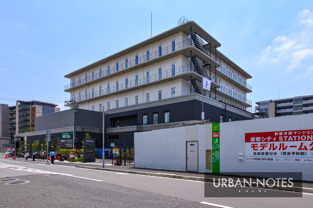 JR摩耶駅NKビル 2021年6月