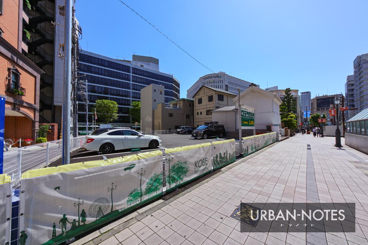 (仮称)神戸三宮2丁目計画 2021年5月 01