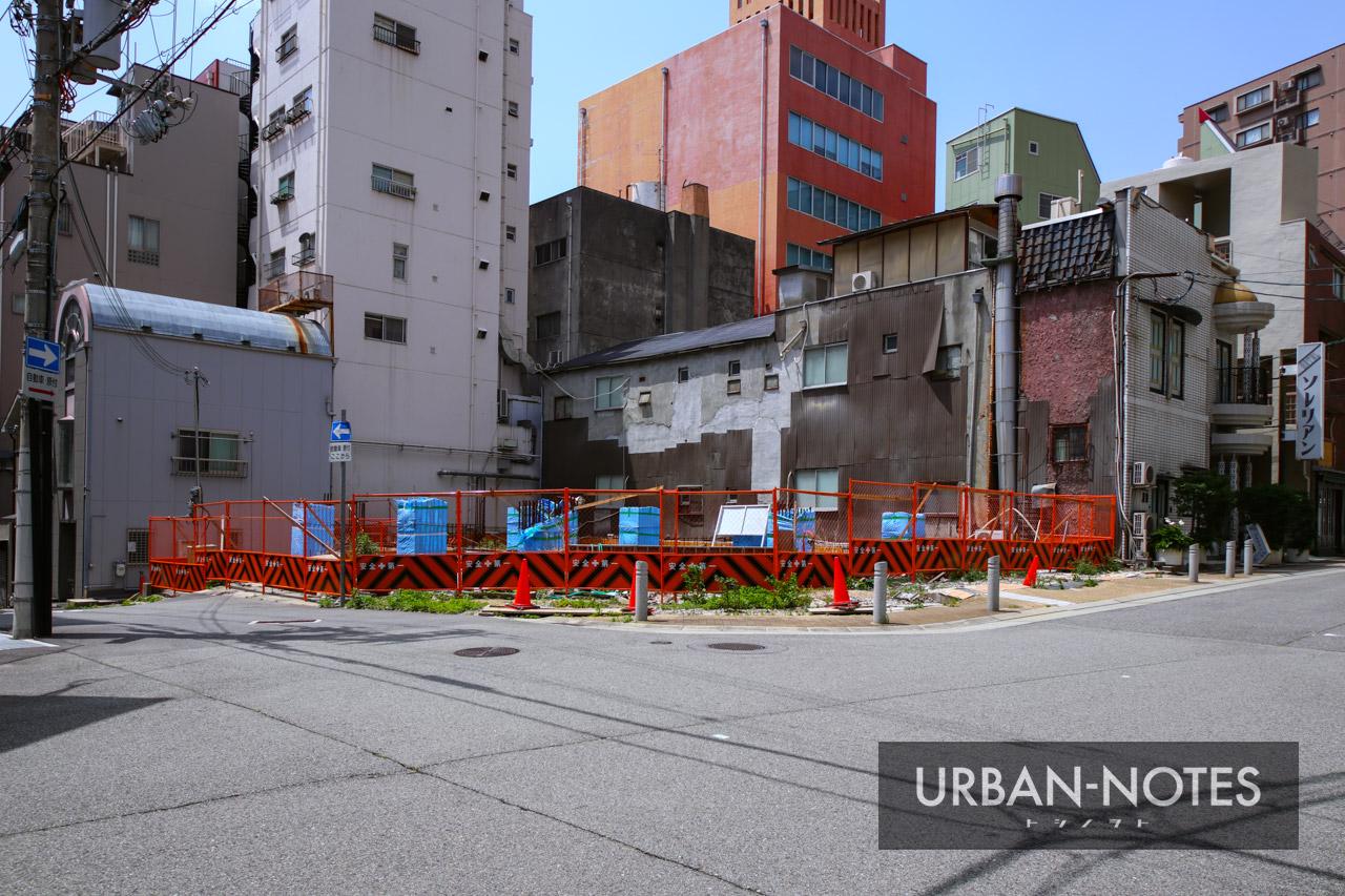 (仮称)中山手通ホテルプロジェクト 2021年5月 01
