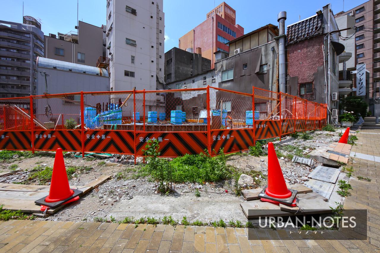 (仮称)中山手通ホテルプロジェクト 2021年5月 02