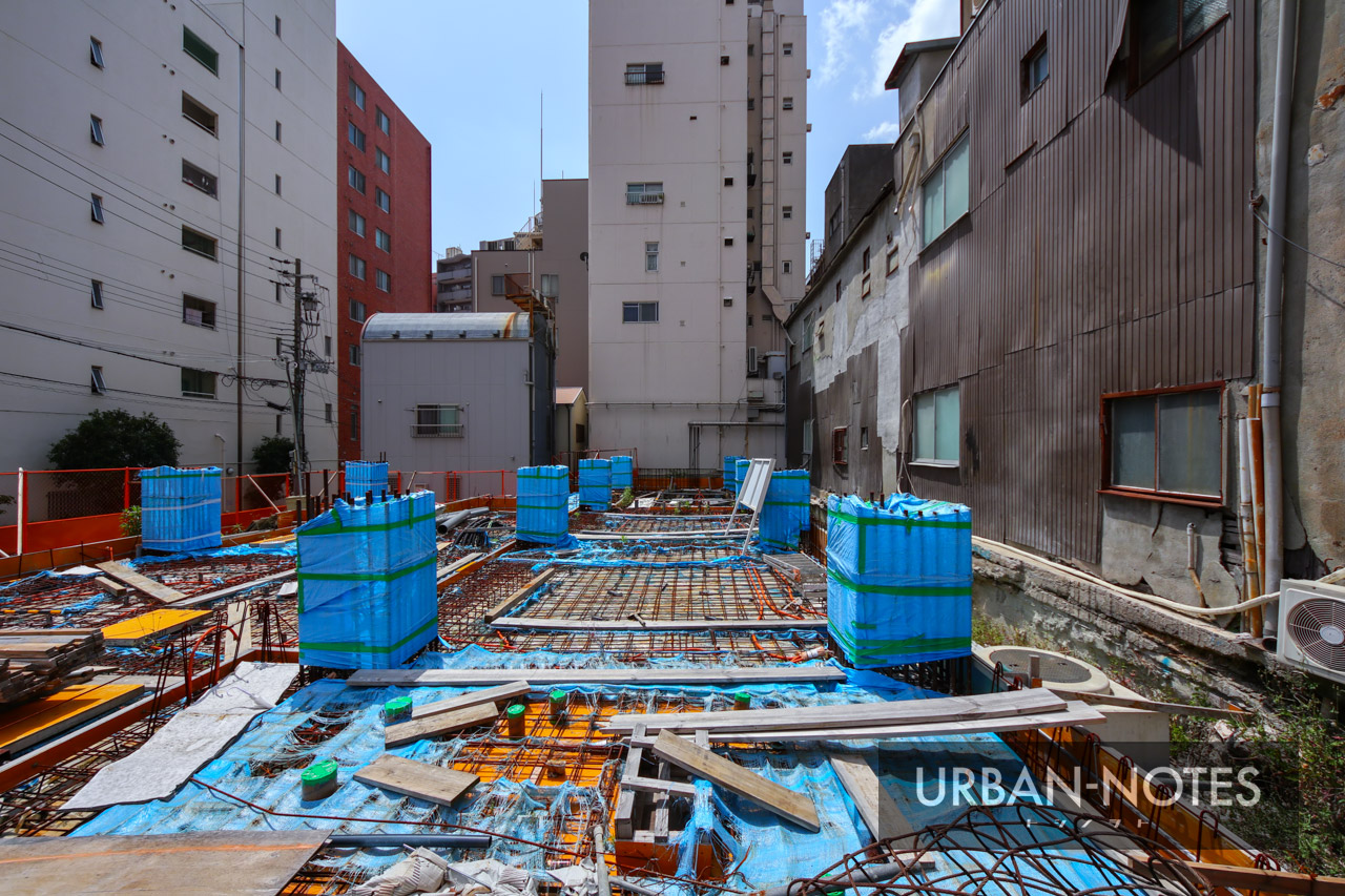 (仮称)中山手通ホテルプロジェクト 2021年5月 03