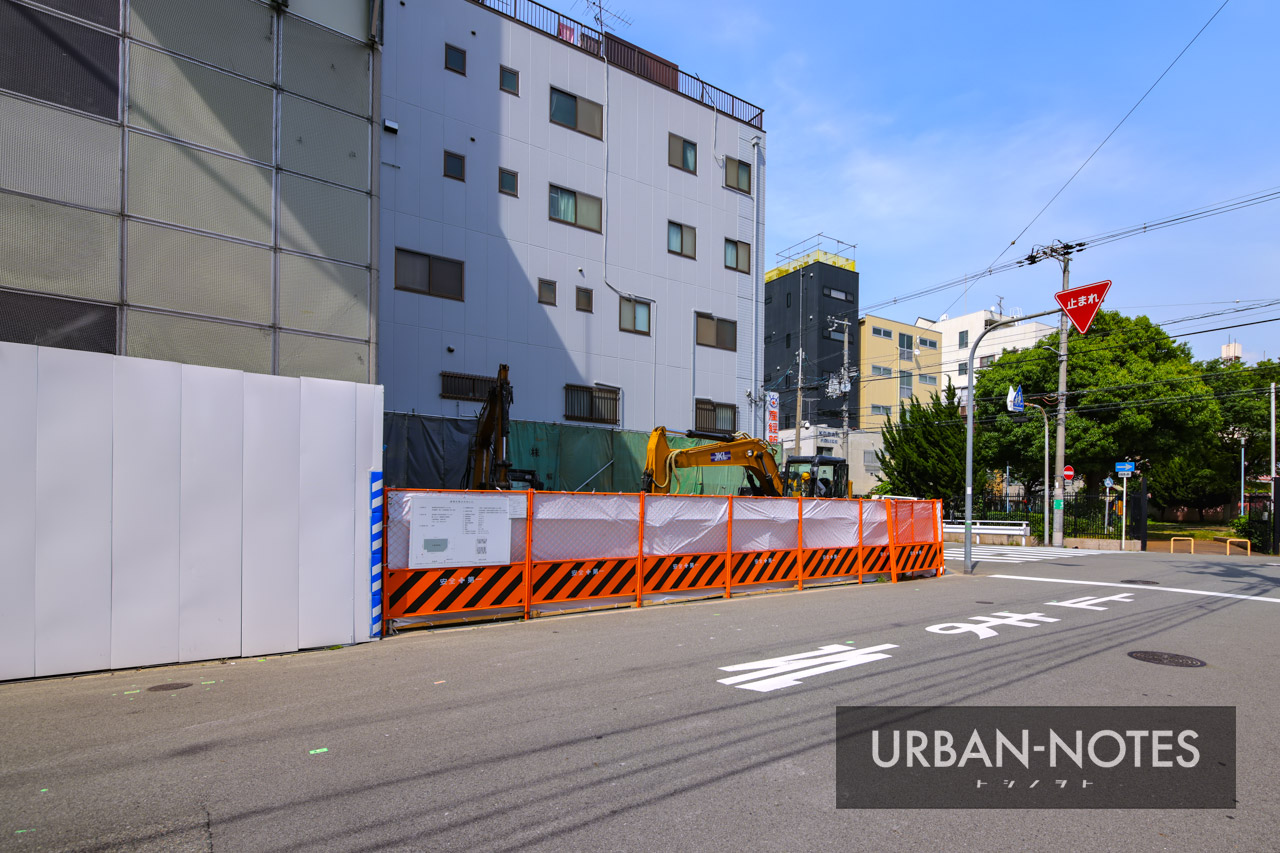 (仮称)大阪府大阪市浪速区Hotel計画 2021年5月 02