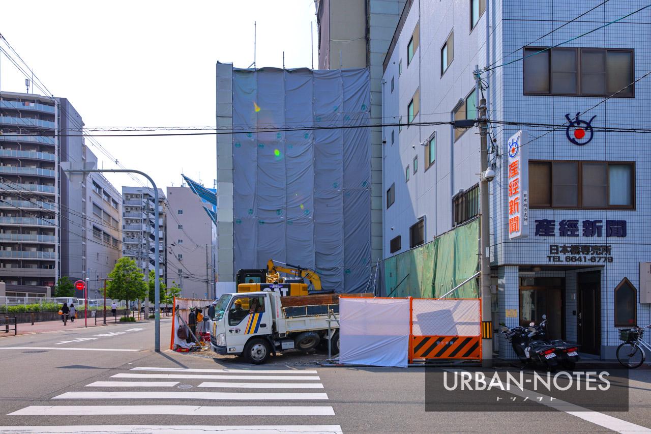 (仮称)大阪府大阪市浪速区Hotel計画 2021年5月 03