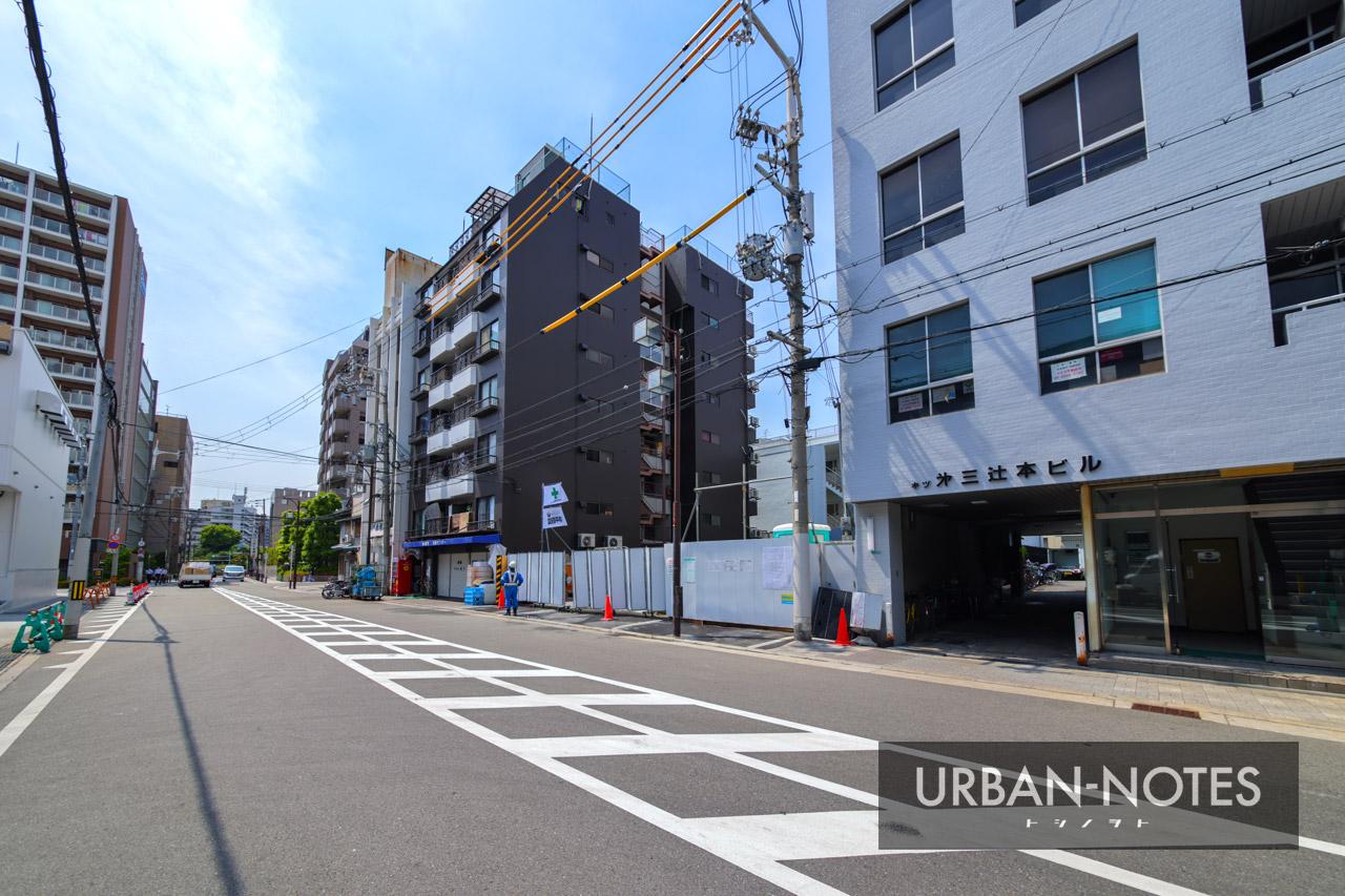 (仮称)プレサンス浪速区敷津東1丁目 新築工事 2021年5月 01