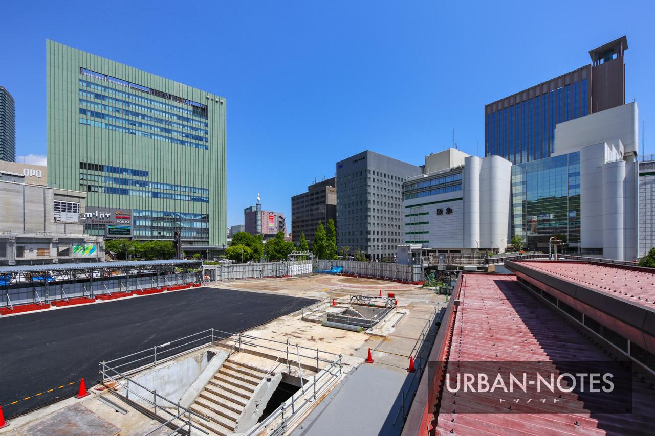 三宮ターミナルビル跡地再開発 2021年5月 03