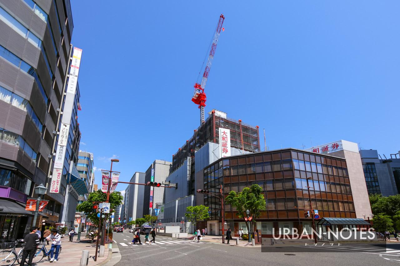 (仮称)神戸市中央区三宮町プロジェクト 2021年5月 01
