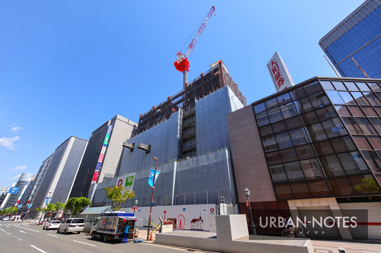 (仮称)神戸市中央区三宮町プロジェクト 2021年5月 02