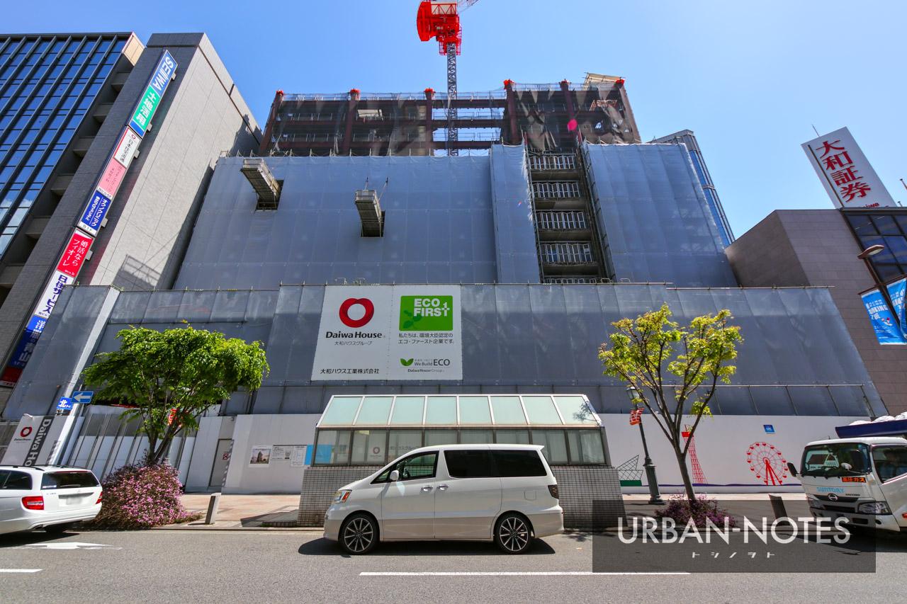 (仮称)神戸市中央区三宮町プロジェクト 2021年5月 03