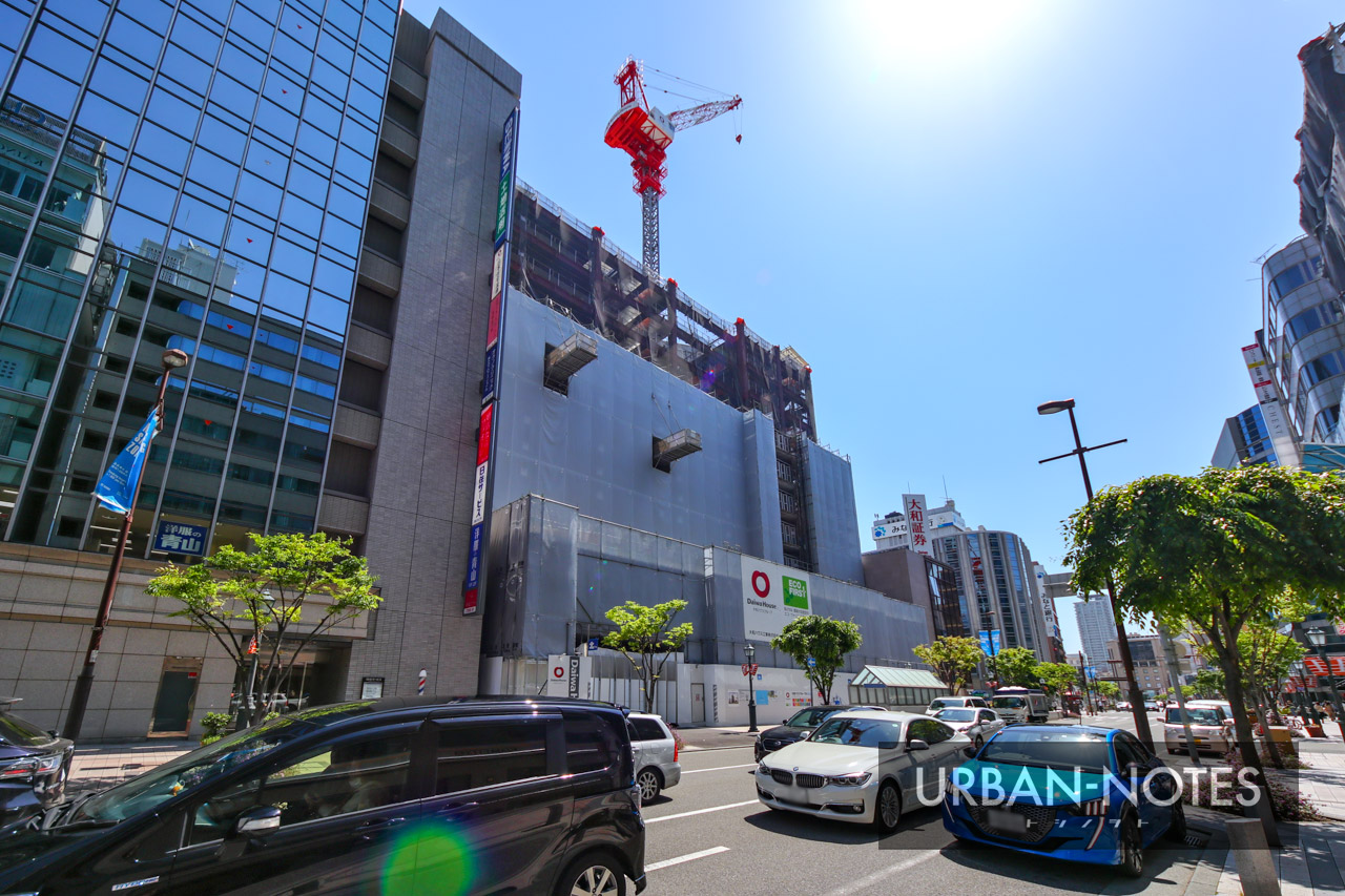 (仮称)神戸市中央区三宮町プロジェクト 2021年5月 04