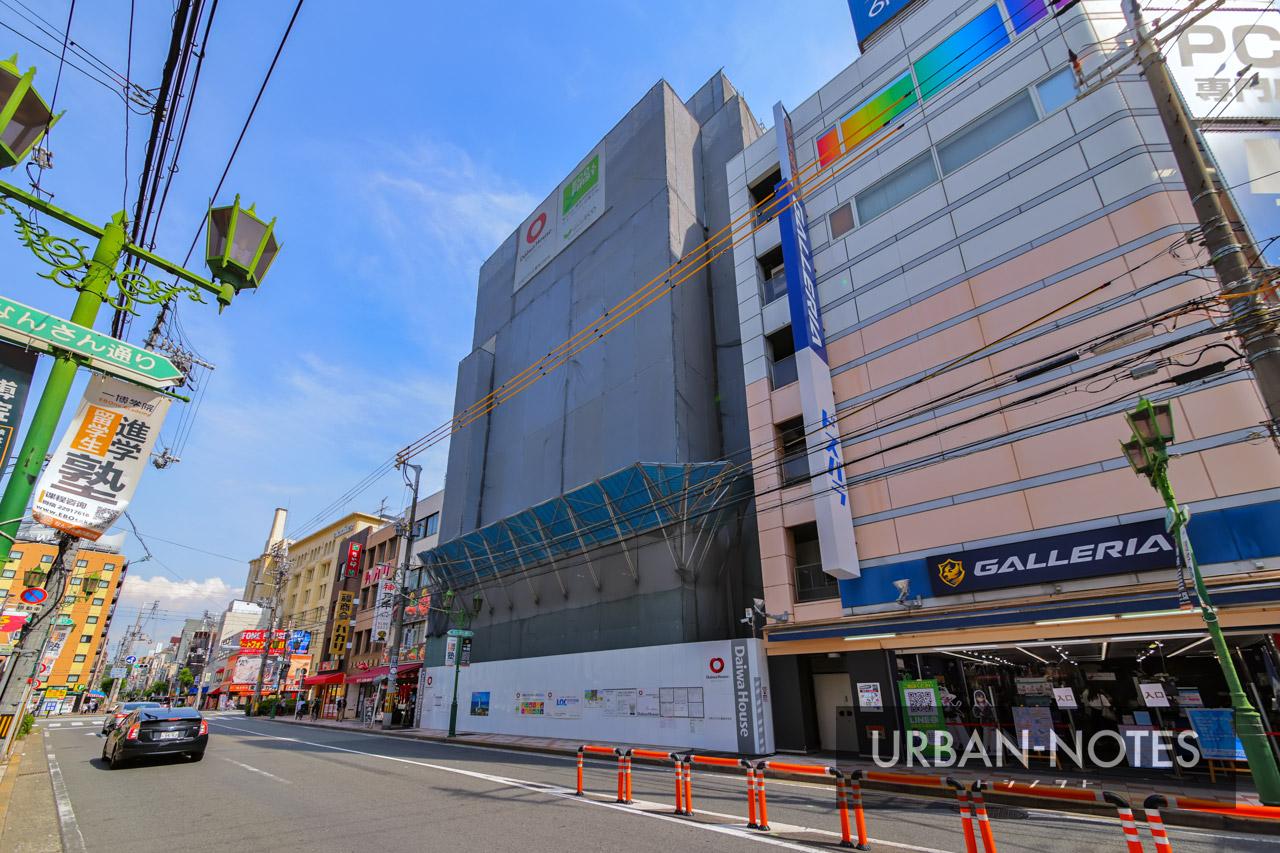 (仮称)昭和綜合管理株式会社 難波プロジェクト 2021年5月 01