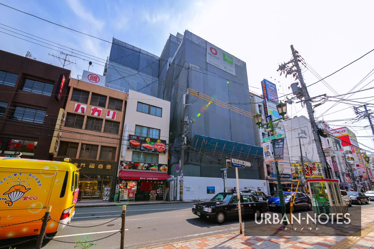 (仮称)昭和綜合管理株式会社 難波プロジェクト 2021年5月 03
