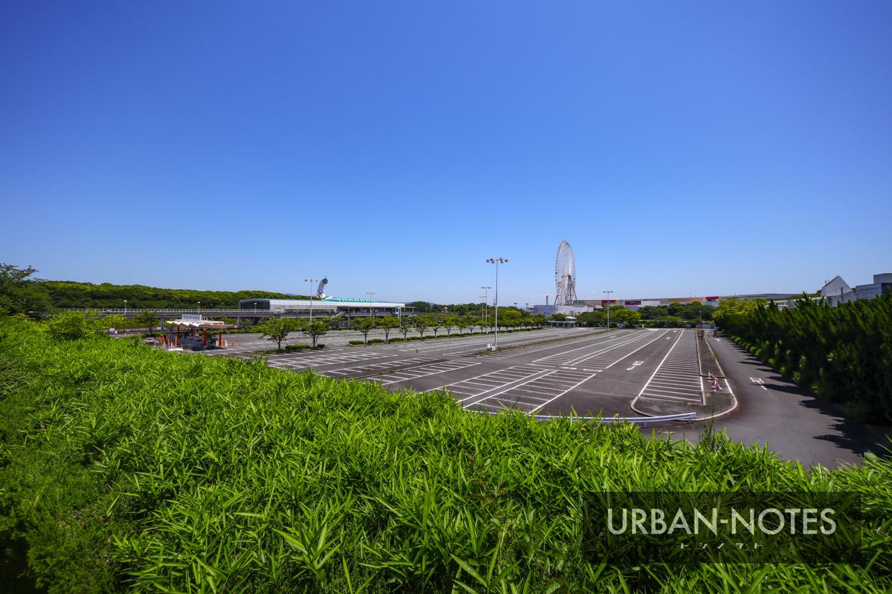 万博記念公園駅前周辺地区活性化事業 Ⅰ期 2021年6月 01