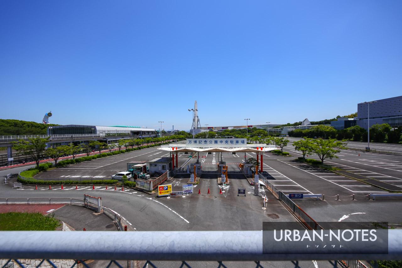 万博記念公園駅前周辺地区活性化事業 Ⅰ期 2021年6月 02